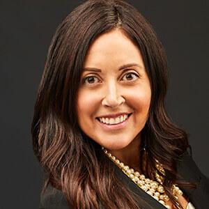 Kristin DiProsa, vice president of marketing